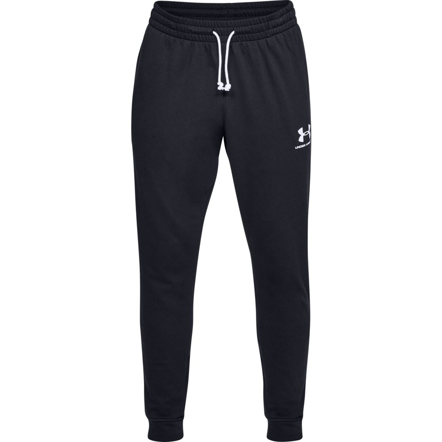 Under Armour Sportstyle Terry Jogger Black - XL