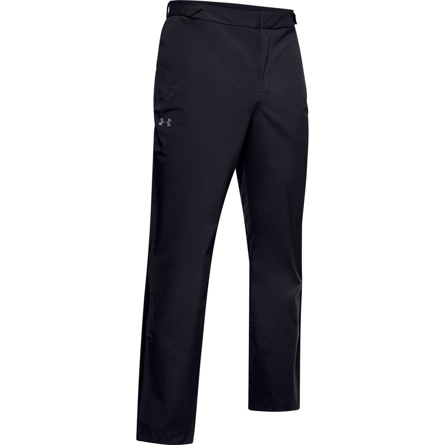 Under Armour Stormproof Golf Rain Pant Black - M