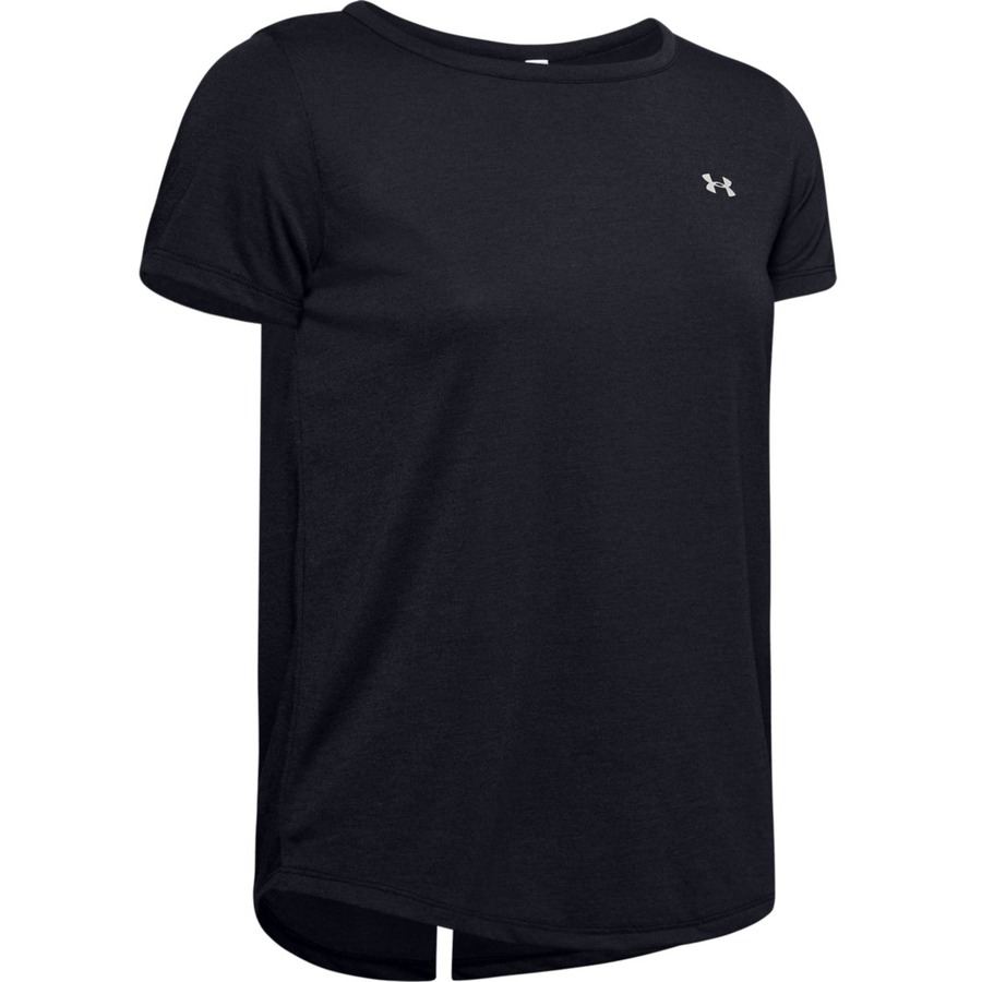 Under Armour Whisperlight SS Black - XS