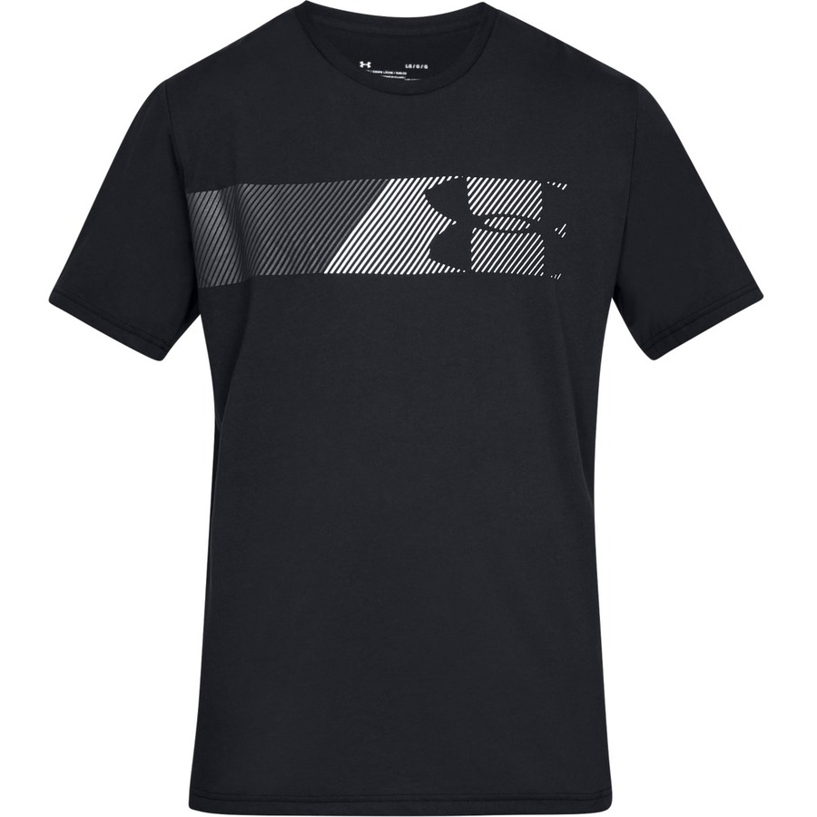 Under Armour Fast Left Chest 2.0 SS Black - S