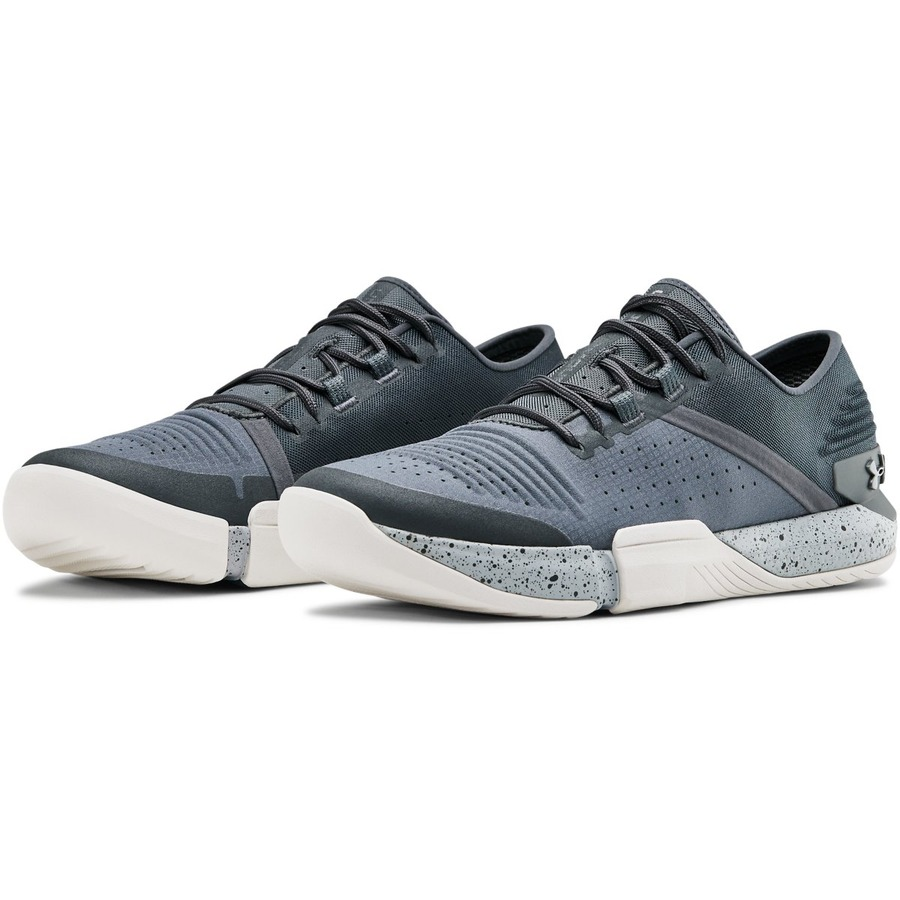 Under Armour TriBase Reign Pitch Gray - 9,5