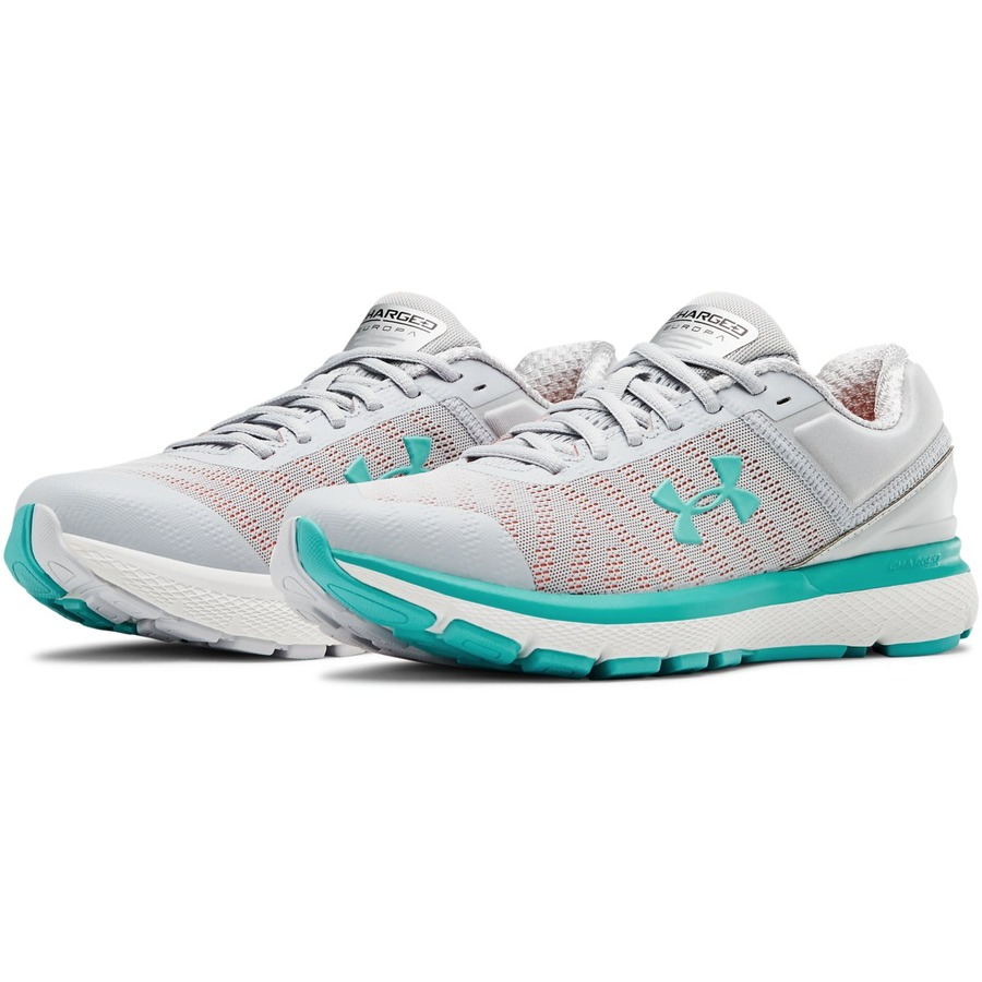 Under Armour W Charged Europa 2 Halo Gray - 9