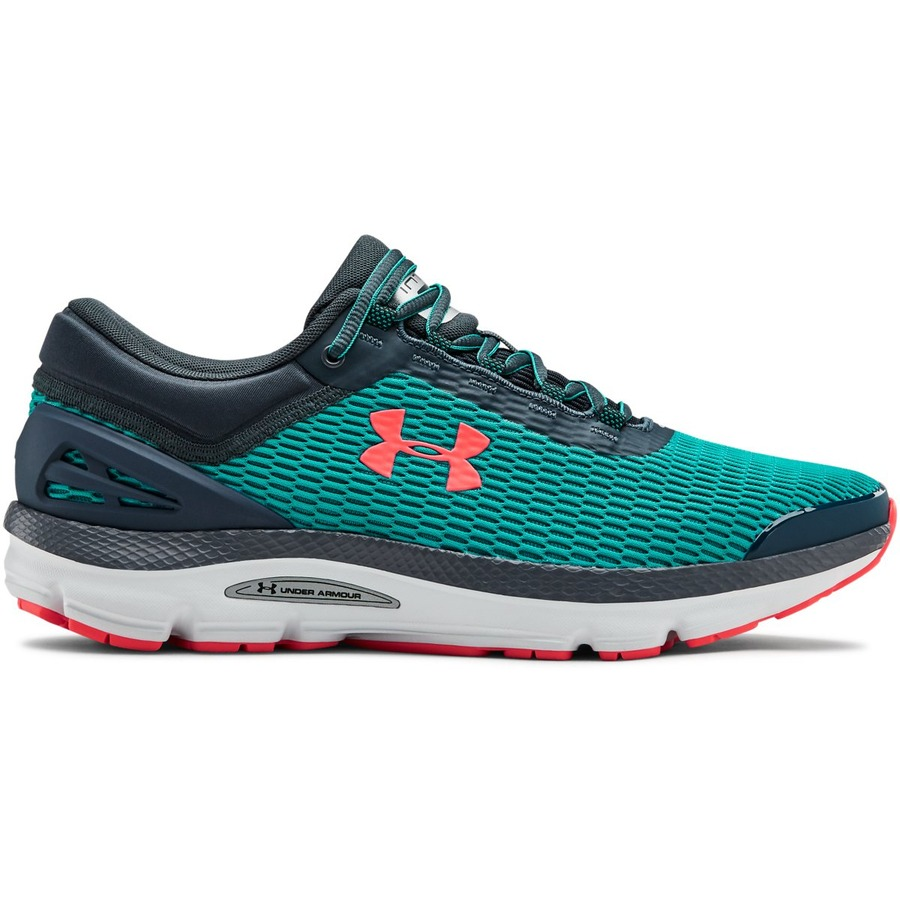 Under Armour Charged Intake 3 Teal Rush - 10