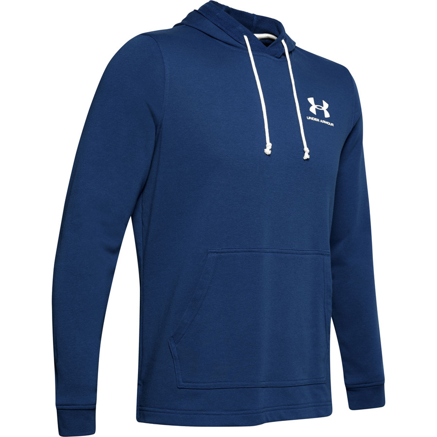 Under Armour Sportstyle Terry Hoodie American Blue - M