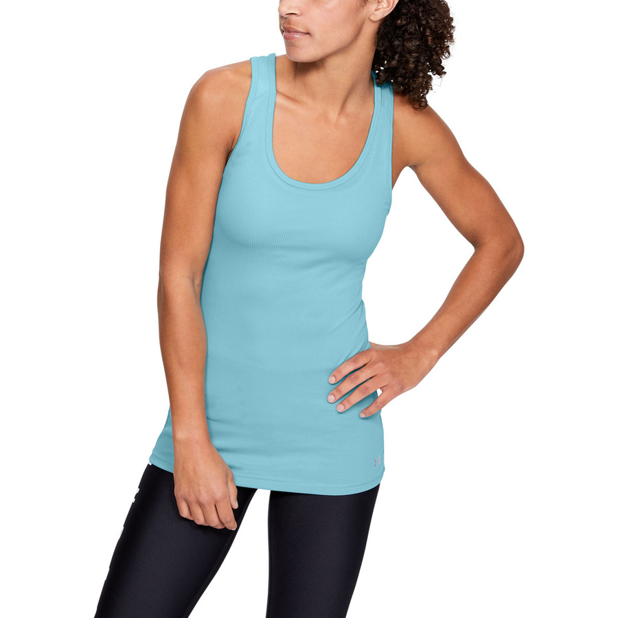 Under Armour Victory Tank Blue Haze - S