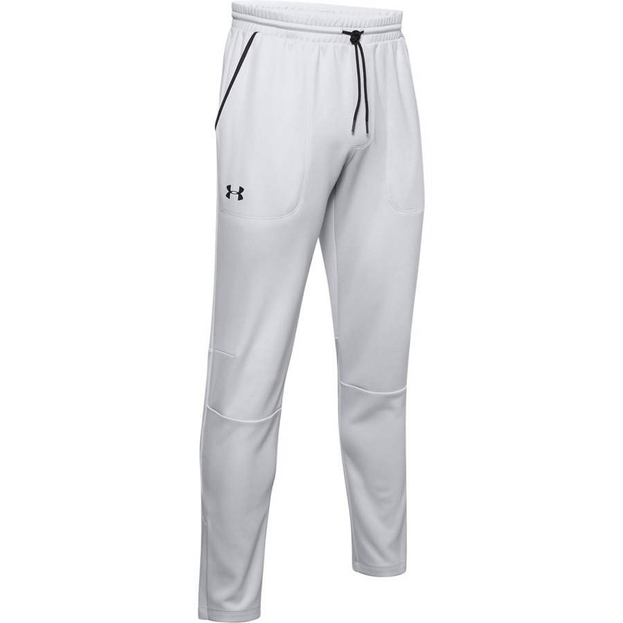 Under Armour MK1 Warmup Pant Halo Gray - S