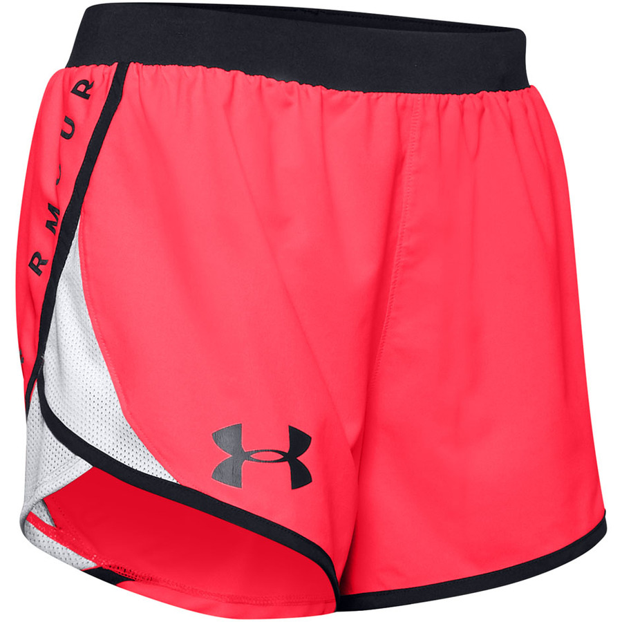 Under Armour W Fly By 2.0 Wordmark Short Beta - XS