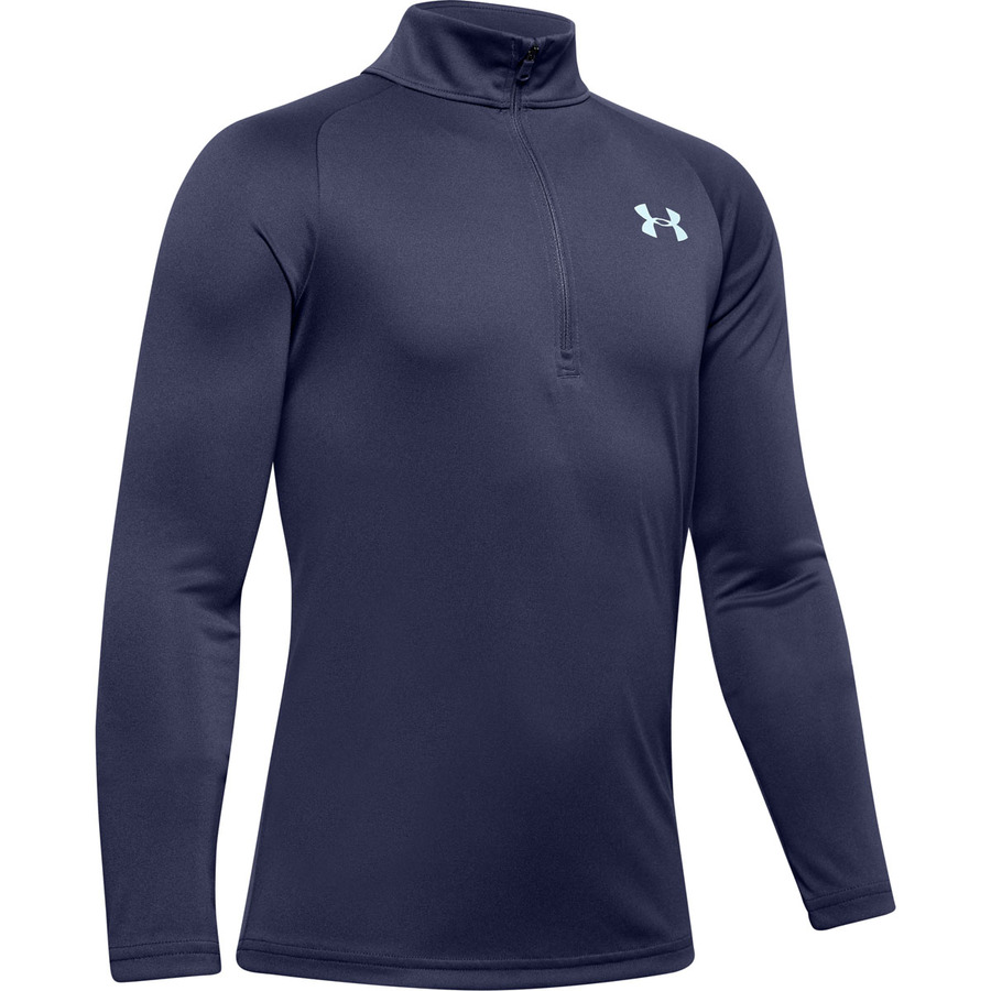 Under Armour Tech 2.0 12 Zip Blue Ink - YXS