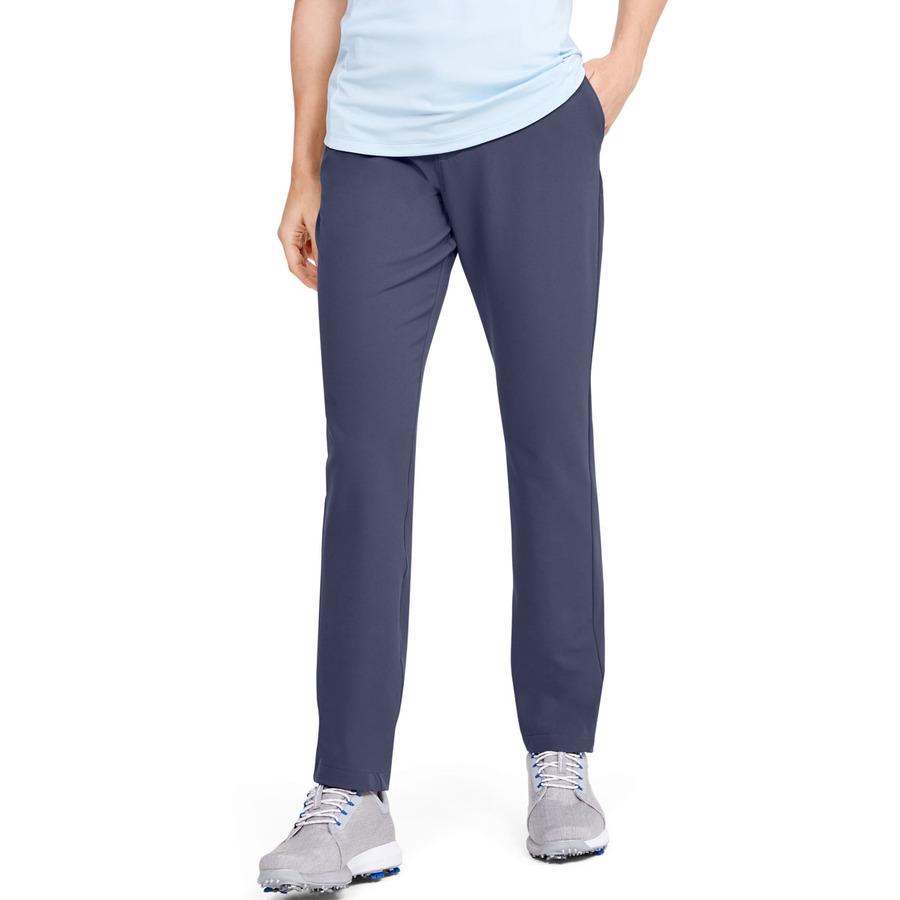 Under Armour Links Pant Blue Ink - 8