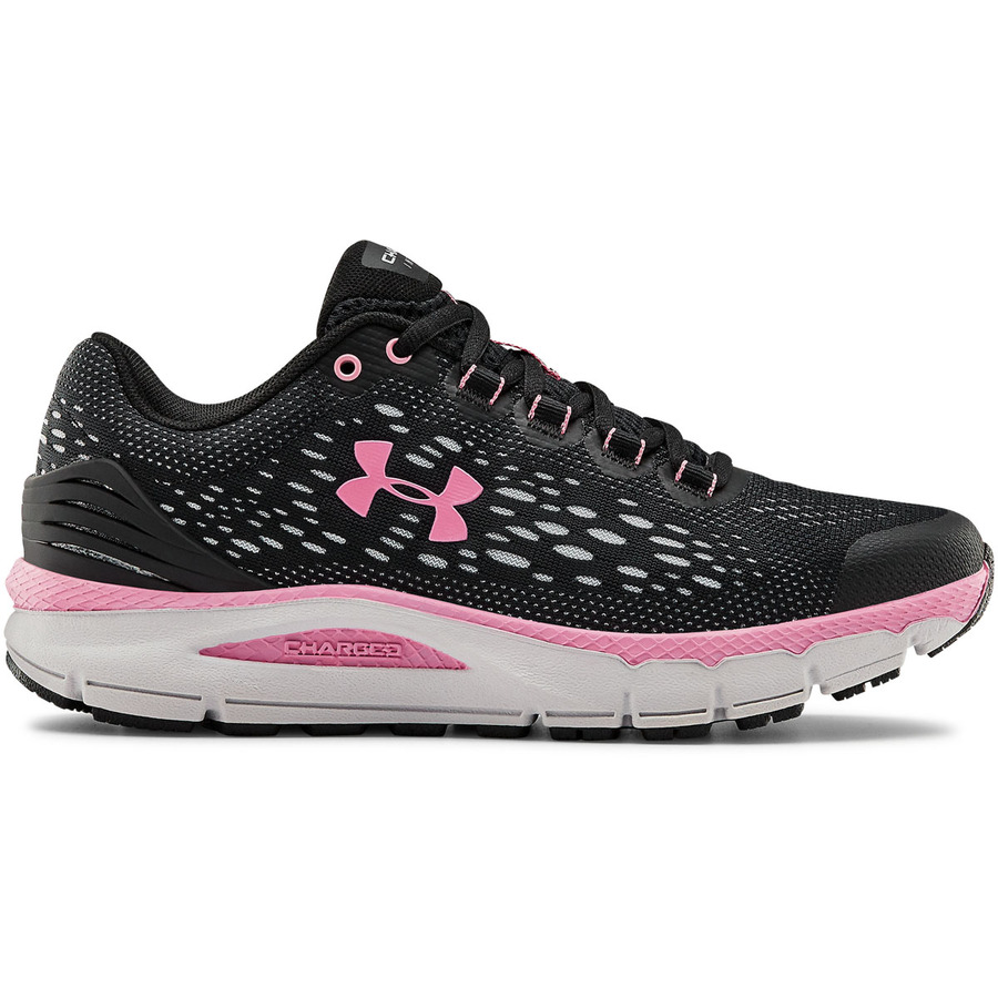 Under Armour W Charged Intake 4 Black Pink - 7