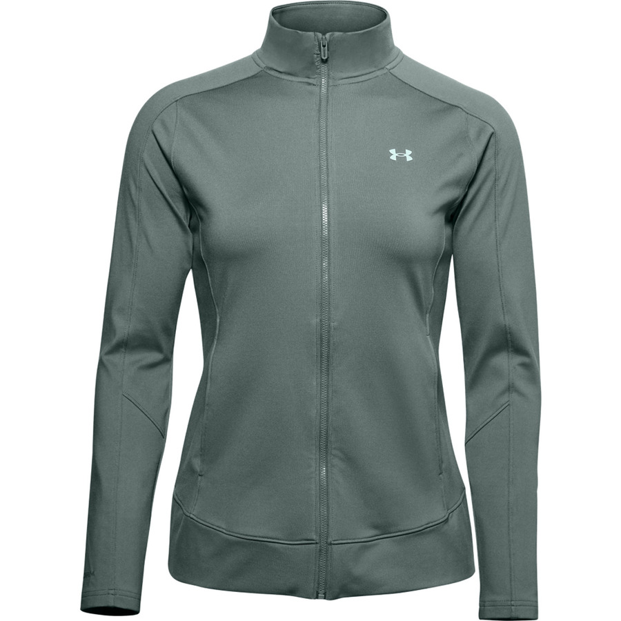 Under Armour Storm Midlayer Full Zip Lichen Blue - S