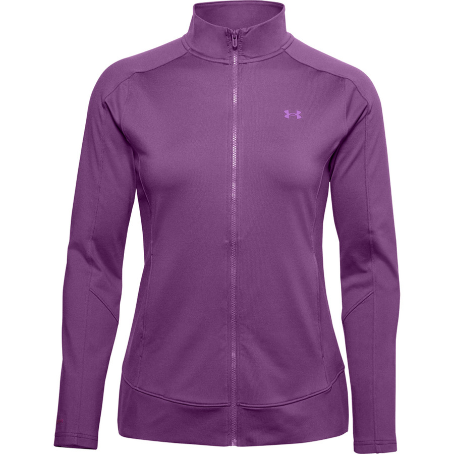 Under Armour Storm Midlayer Full Zip Baltic Plum - S
