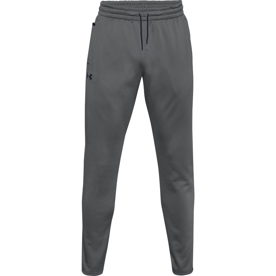 Under Armour Fleece Pants Pitch Gray - S