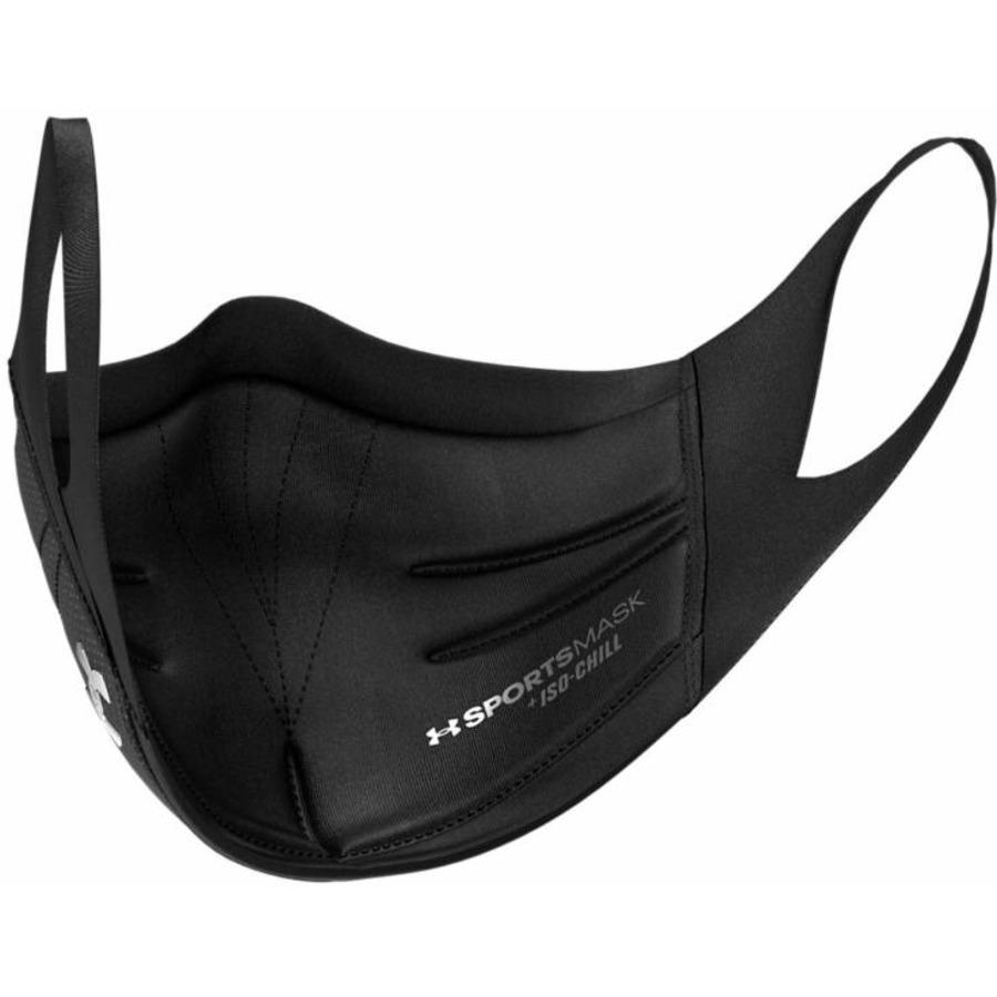 Rouška Under Armour Sports Mask Black - XS/S