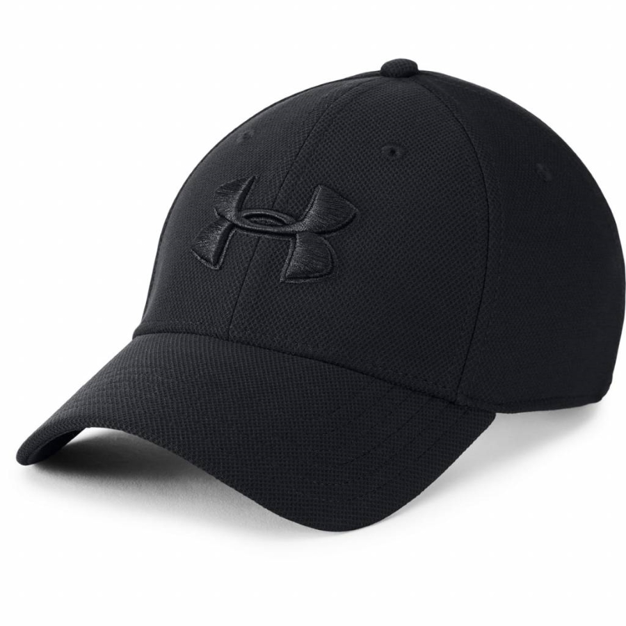Under Armour Mens Blitzing 3.0 Cap Black - XLXXL (62-64)