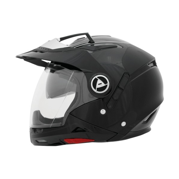 Moto helma Cyber US 101 černá - XS (53-54)