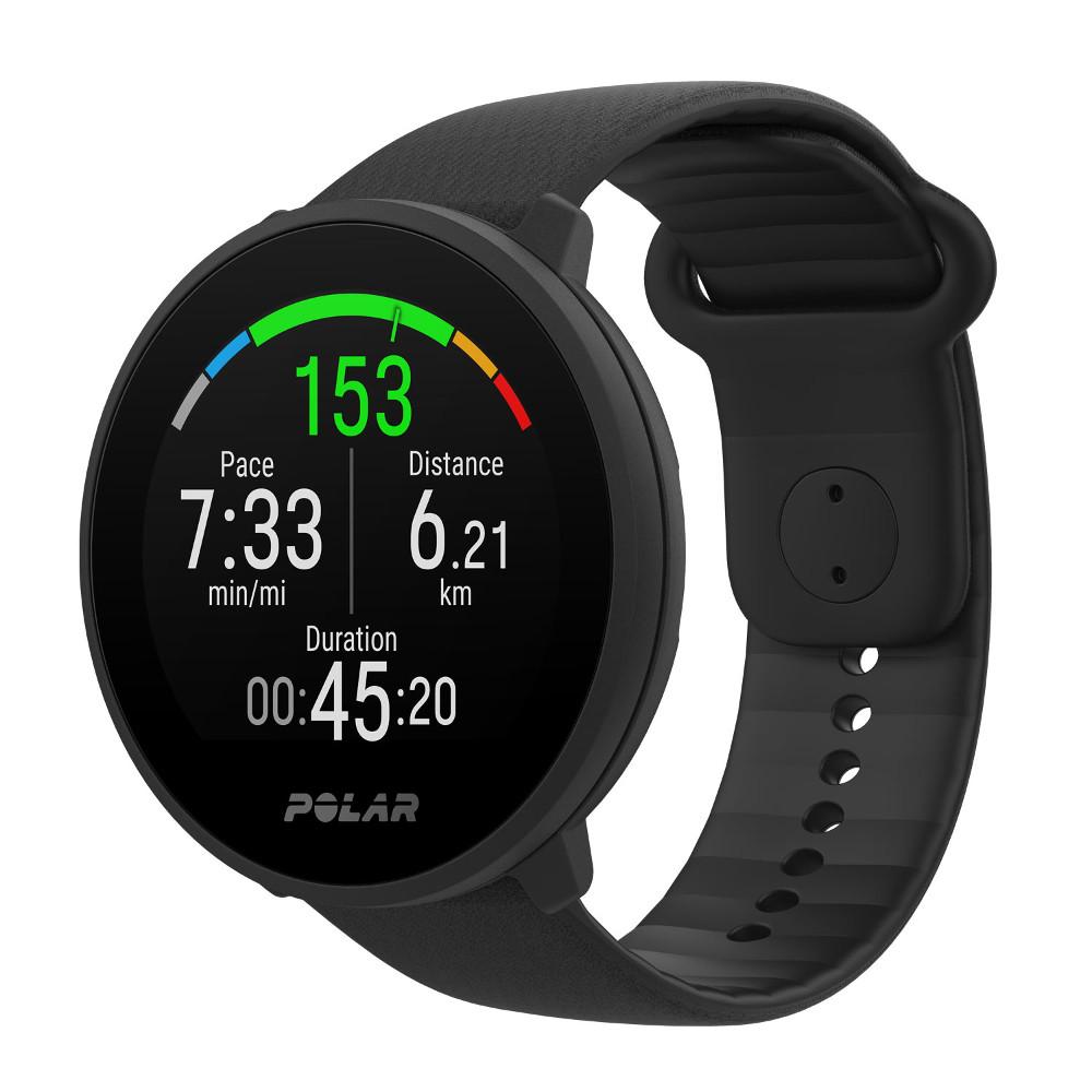 Sportovní hodinky Polar Unite černá S-L