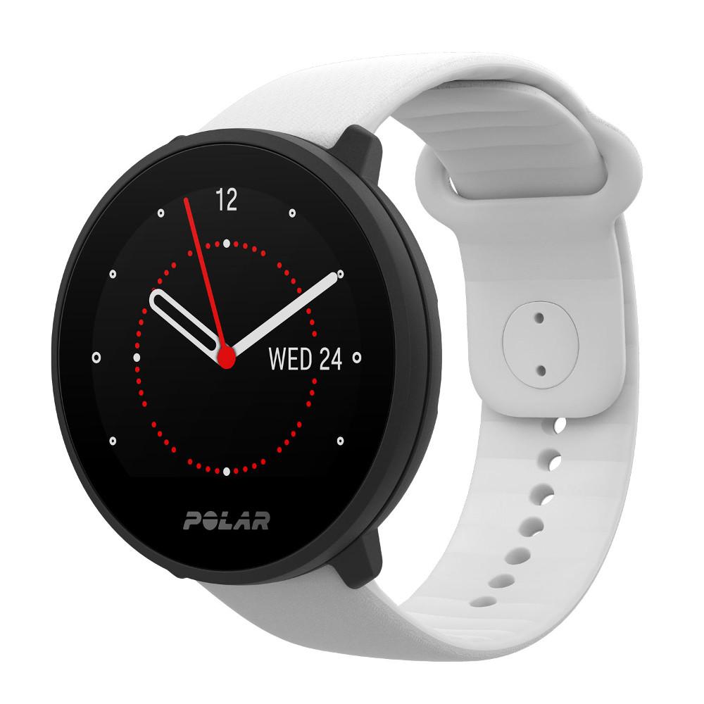 Sportovní hodinky Polar Unite bílá S-L