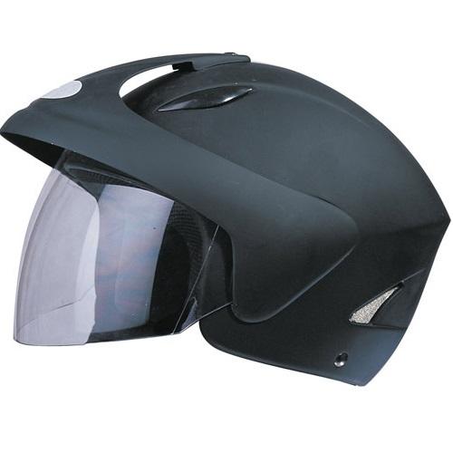 Moto přilba WORKER V520 - černá černá - XS (54)
