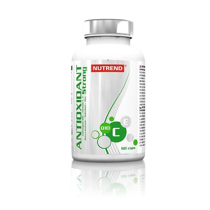Tablety Nutrend Antioxidant Strong, 60 kapslí