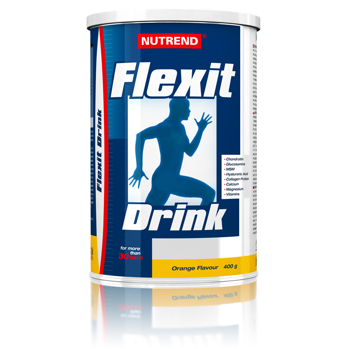 Nutrend Flexit Drink 400g grapefruit
