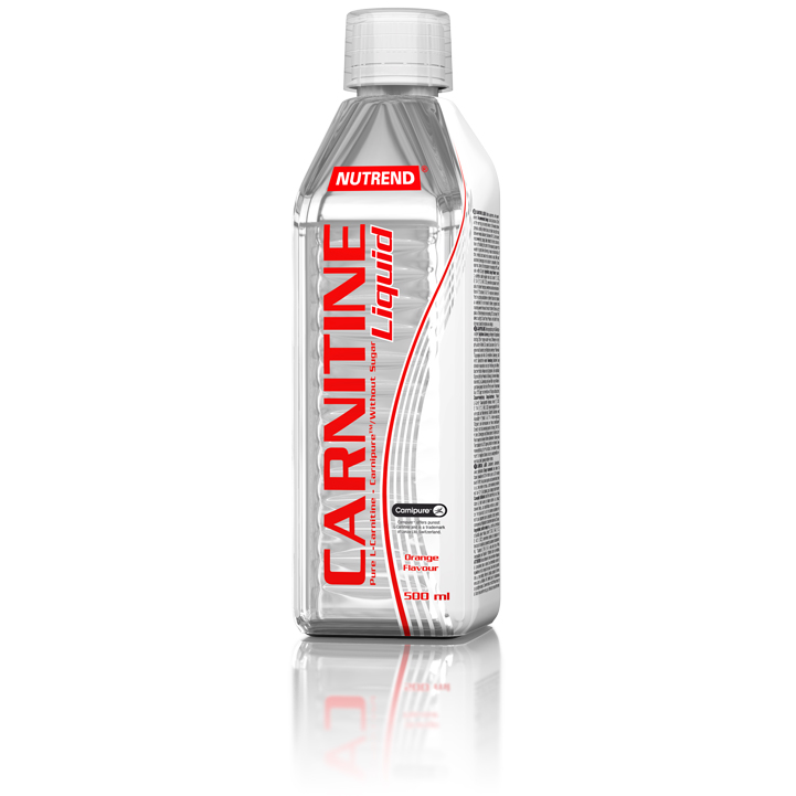 Drink Nutrend 500ml Carnitine liquid pomeranč