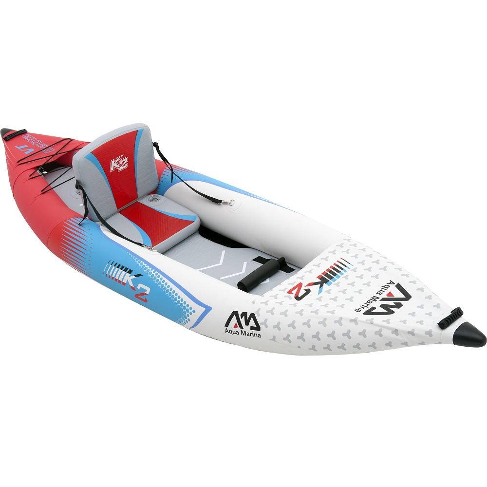 Nafukovací kajak Aqua Marina Betta VT K2 jednomístný