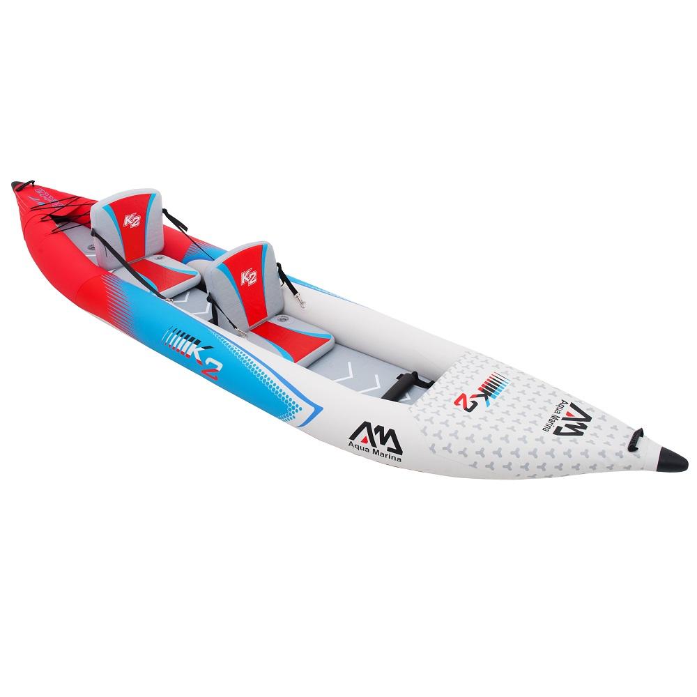 Nafukovací kajak Aqua Marina Betta VT K2 dvoumístný