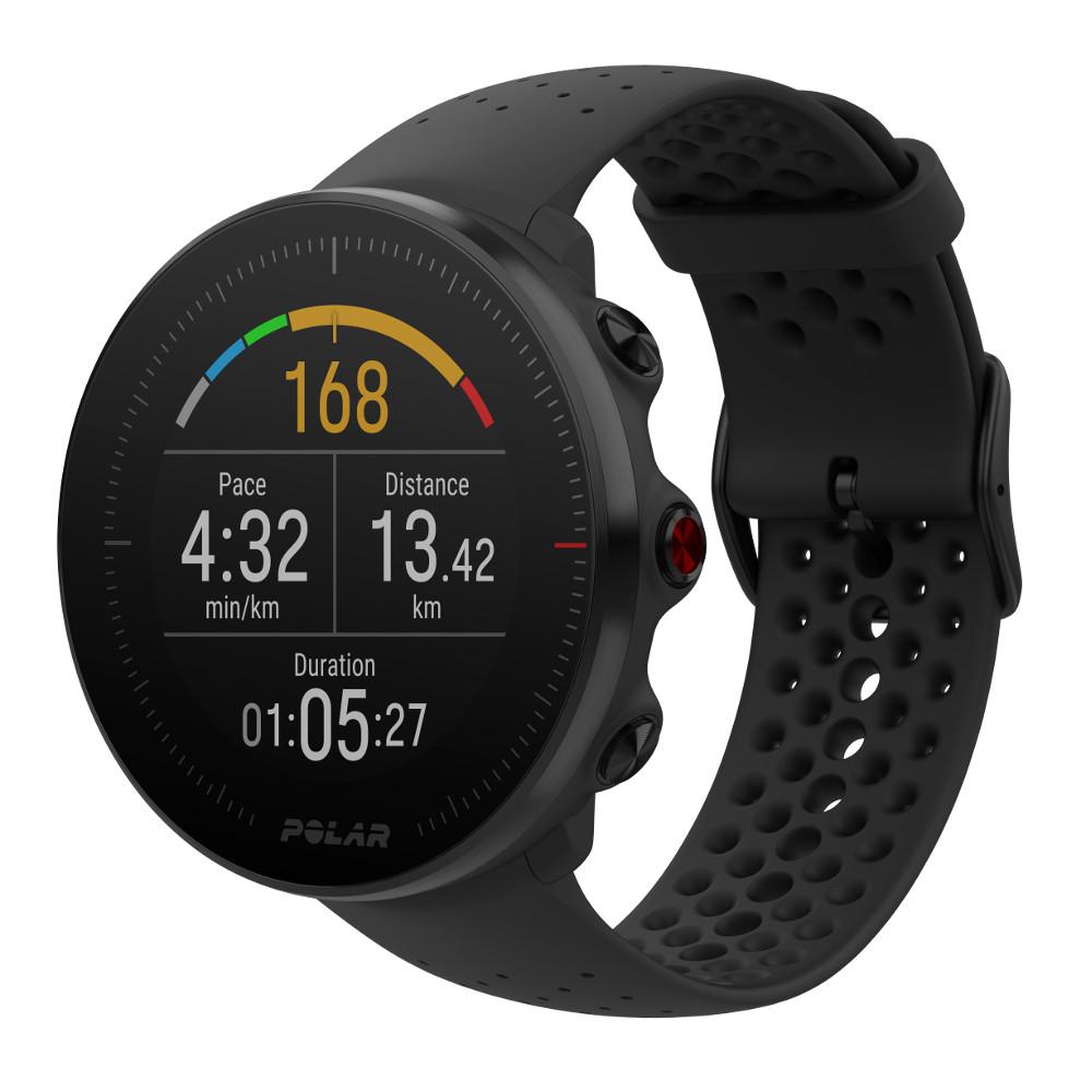 Sportovní hodinky POLAR Vantage M černá M/L