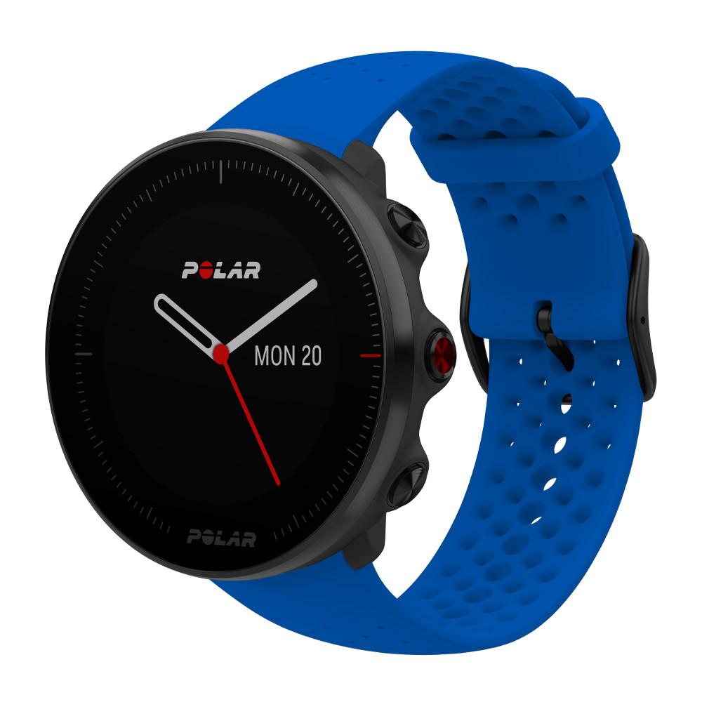 Sportovní hodinky POLAR Vantage M modrá M/L