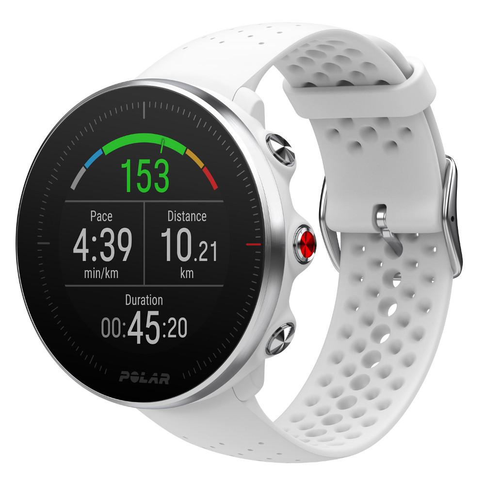 Sportovní hodinky POLAR Vantage M bílá S/M