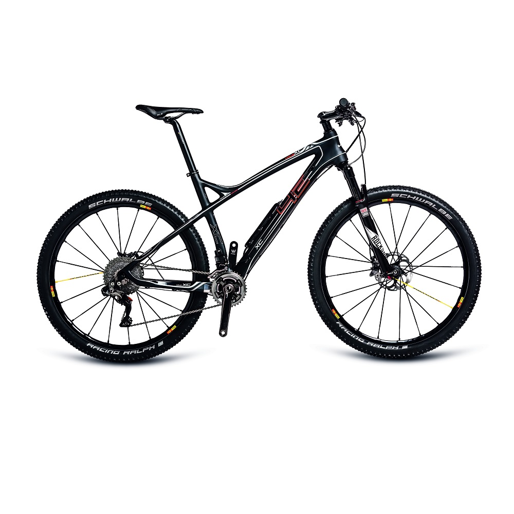 "Horské kolo 4EVER Virus XC XTR Di2 27,5'' - model 2017 21"" - Záruka 10 let"