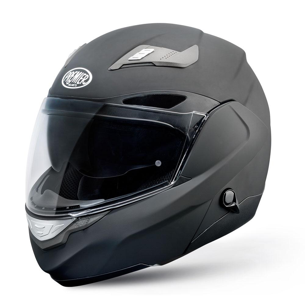 Moto přilba Premier Voyager černá - L (59-60)