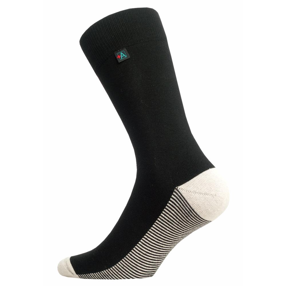 Ponožky ASSISTANCE Cupron černá - 42-44