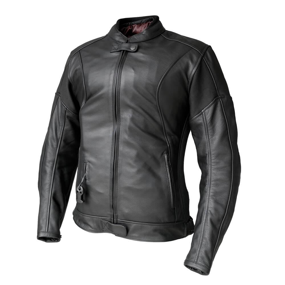 Dámská airbagová bunda Helite Xena černá - S