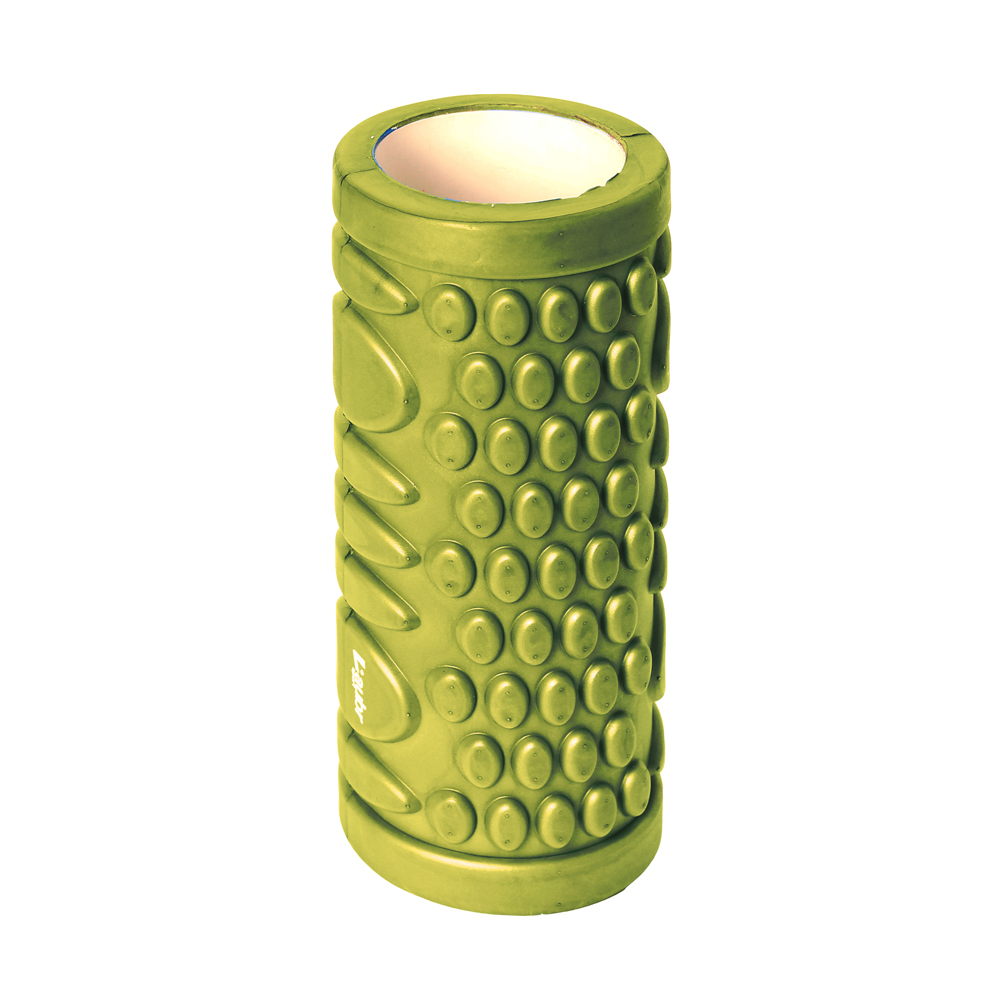 Masážní válec Laubr Yoga Roller zelená