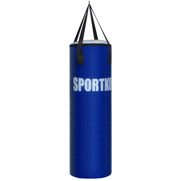 Boxovací pytel SportKO Elite MP1 35x100 cm modrá