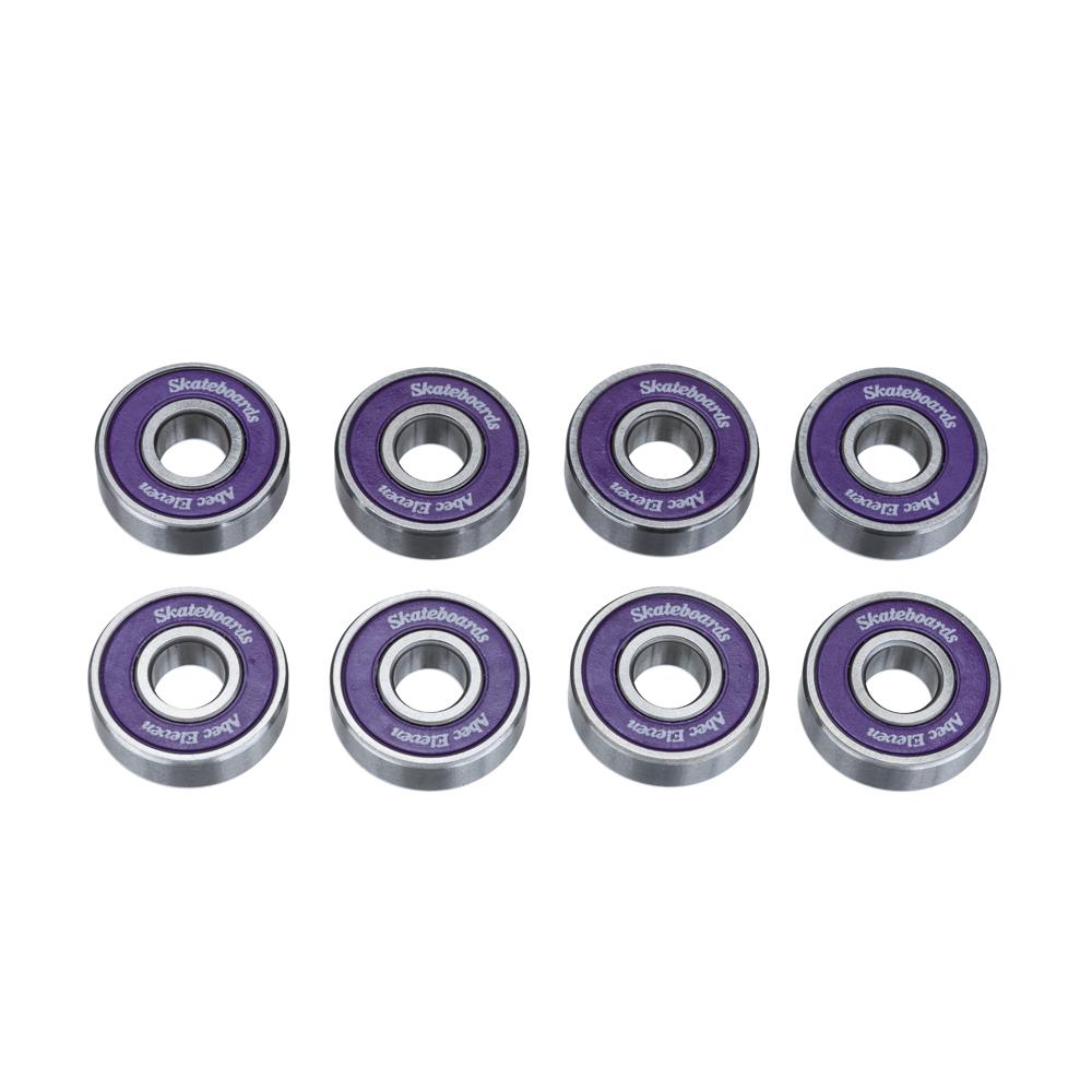 Ložiska WORKER ABEC 11 fialová