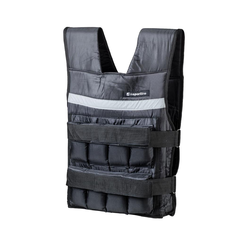 Zátěžová vesta inSPORTline Crixus 10 kg