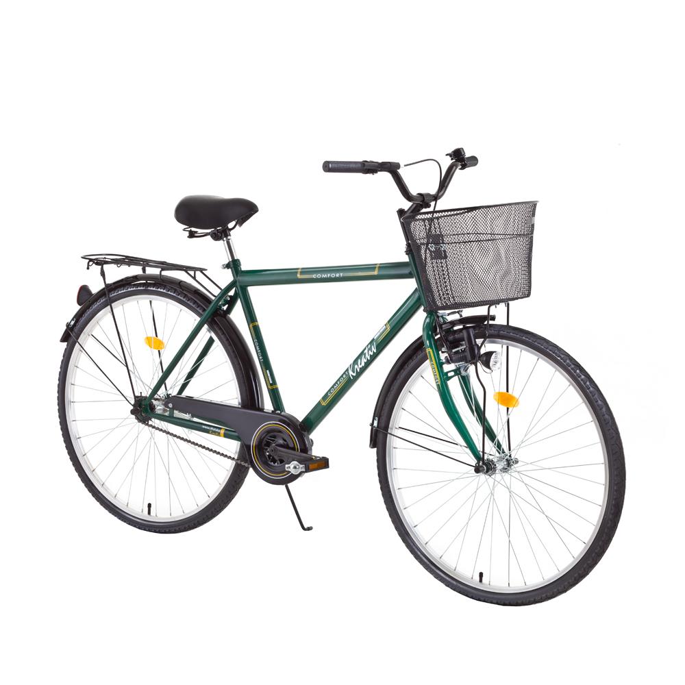"Trekingové kolo Kreativ Comfort 2811 28"" - model 2015 zelená"