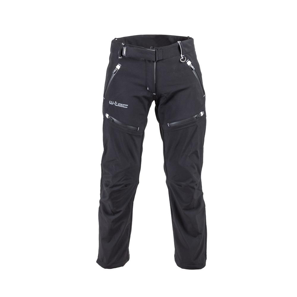 Dámské softshell moto kalhoty W-TEC NF-2880 černá - M