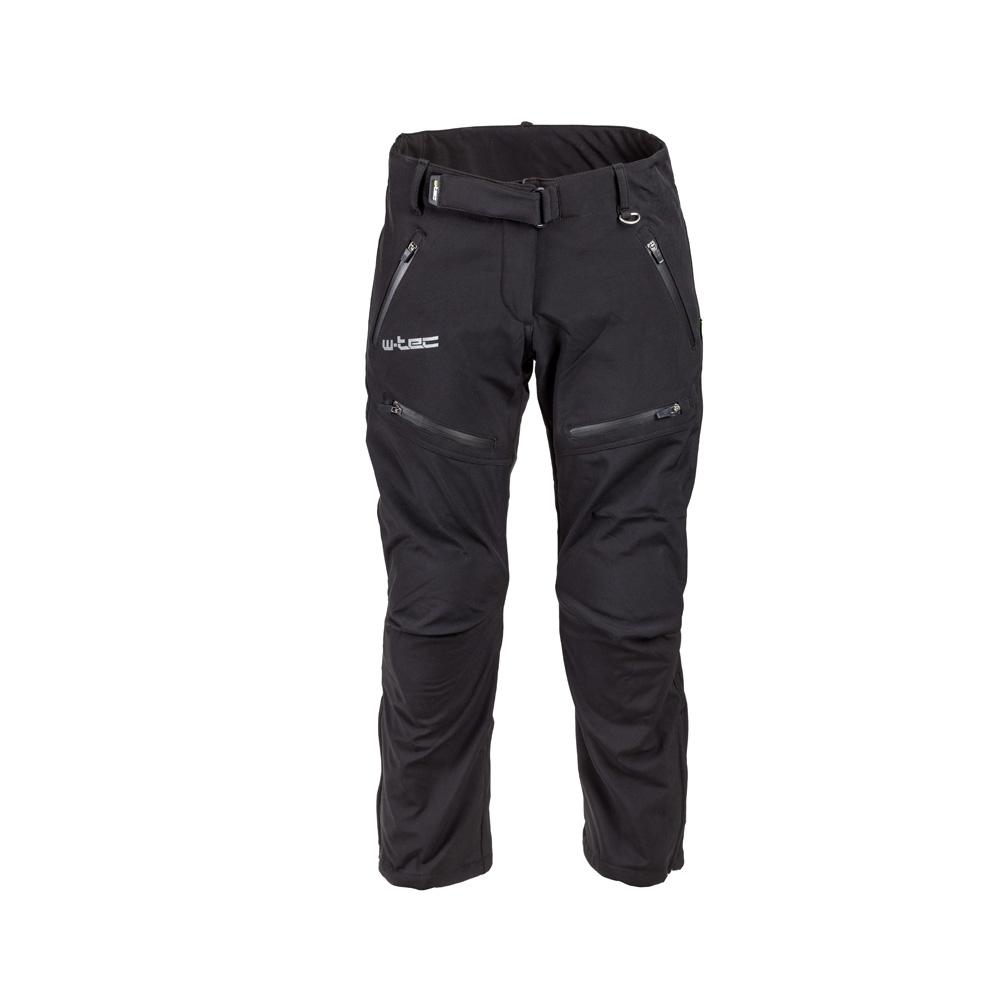 Dámské softshell moto kalhoty W-TEC NF-2881 černá - M