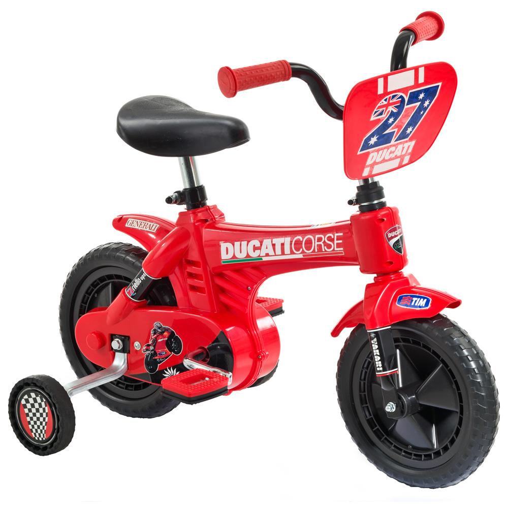 """Dětské kolo Ducati DT10 10"""" 2013"""