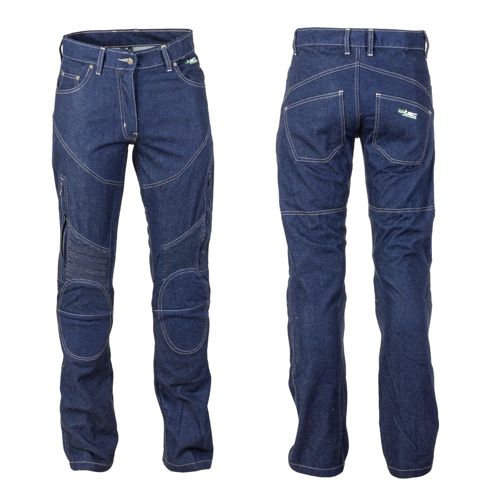 Dámské kevlarové moto jeansy W-TEC NF-2990