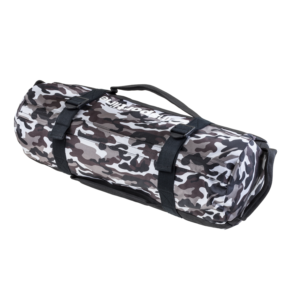 Posilovací vak inSPORTline Camobag 20 kg