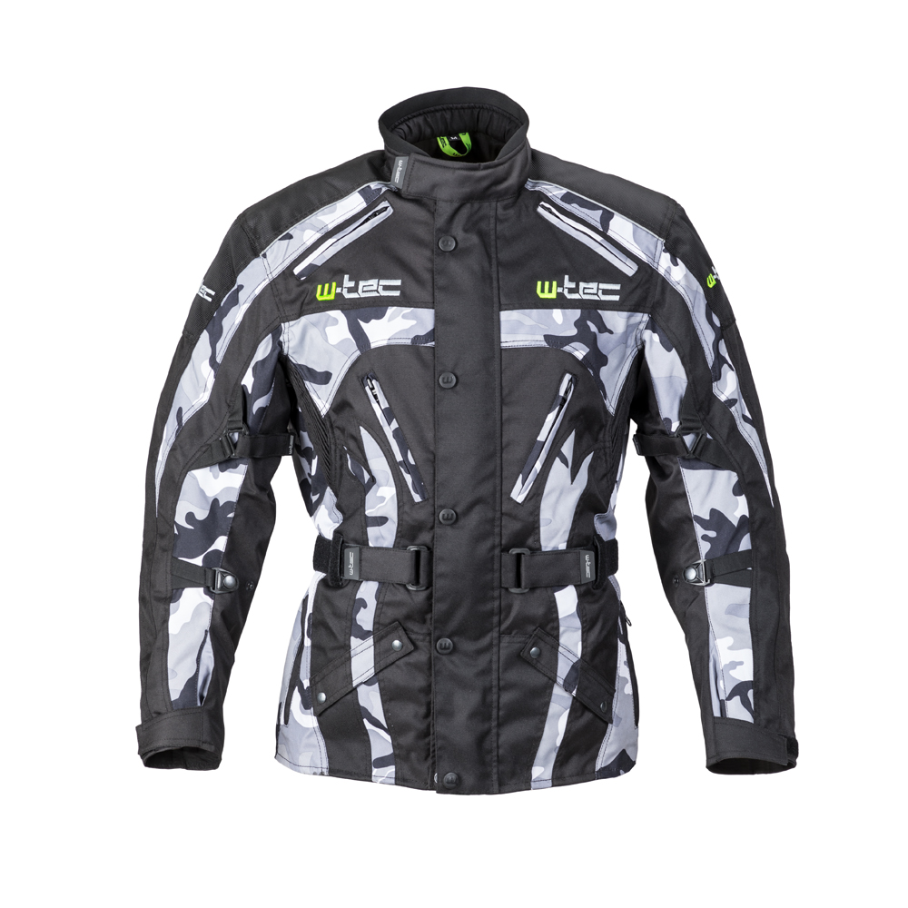 W-TEC Troopa Black Camo - XXL