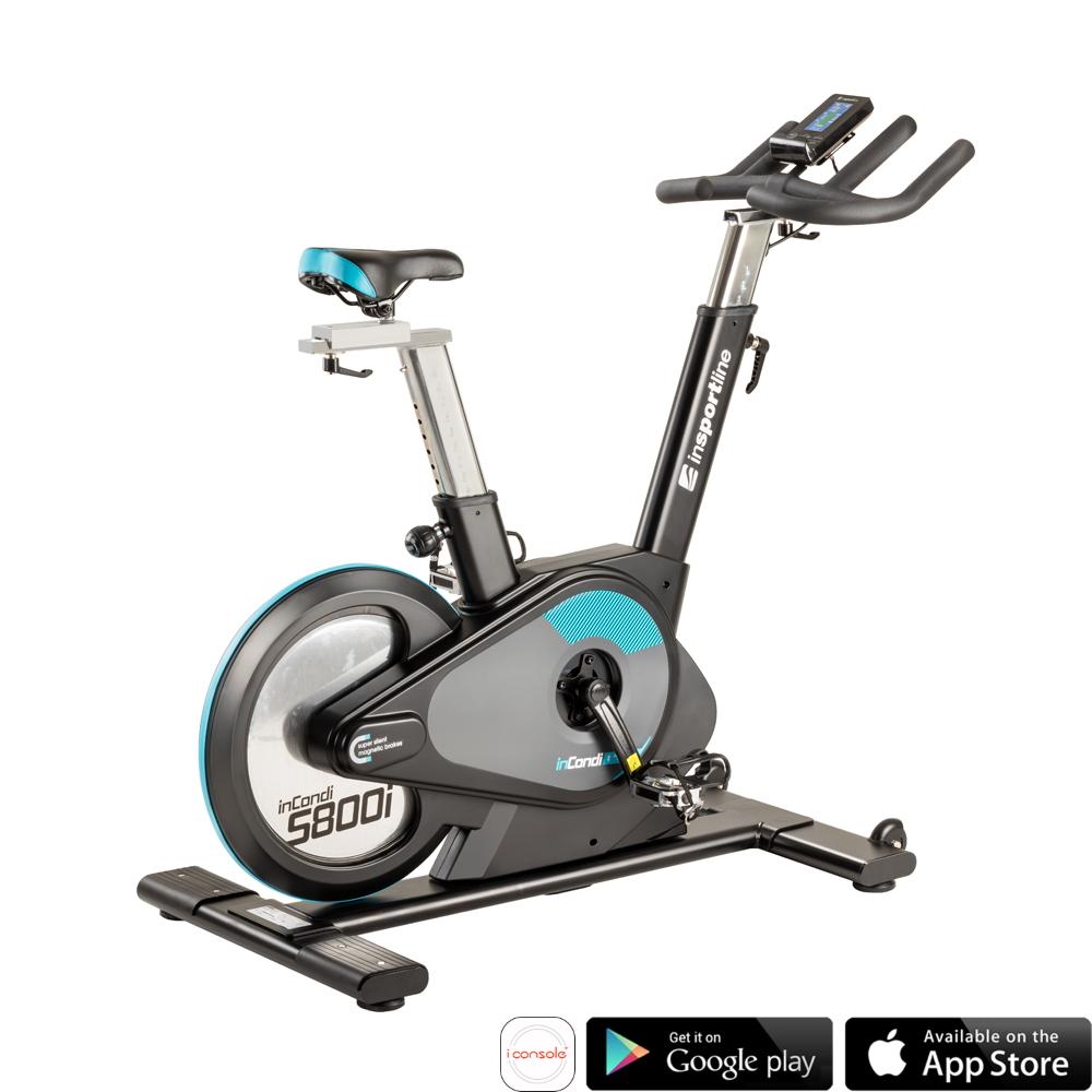 Cyklotrenážér inSPORTline inCondi S800i - Záruka 10 let + Servis u zákazníka