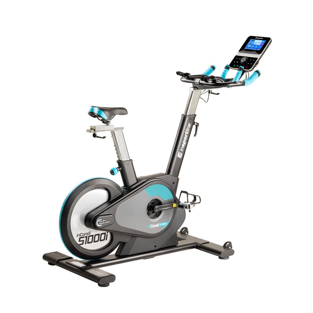 Cyklotrenážér inSPORTline inCondi S1000i - Záruka 10 let + Servis u zákazníka