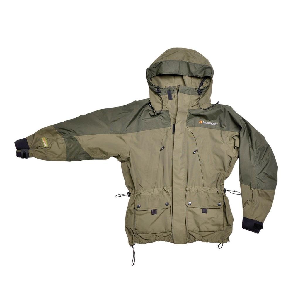 Rybářská bunda Tandem Baits Phantom EX L