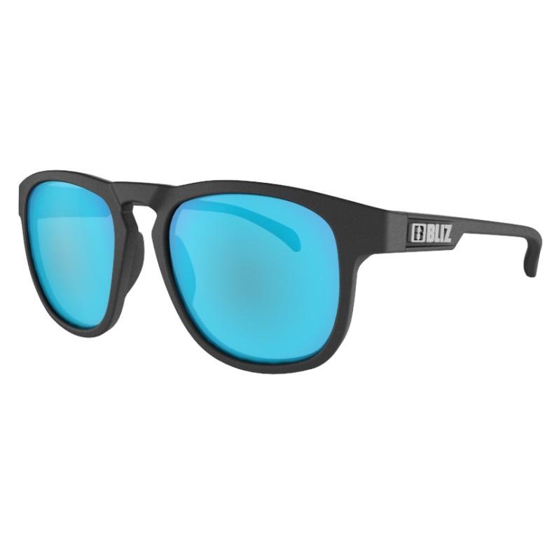 Sluneční brýle Bliz Ace černá s modrými skly